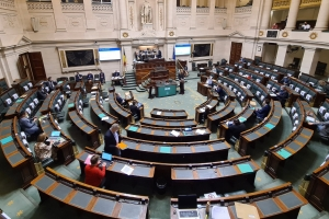 La ministre Annelies Verlinden fait appel de l'ordonnance du Tribunal de première instance francophone de Bruxelles du 31 mars 2021